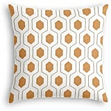 Loom Decor Simple Throw Pillow in Everson — Pumpkin ($86-$122)