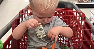 The Reason a Stranger Handed a Toddler $20 in Target Will Make You Shed a Tear