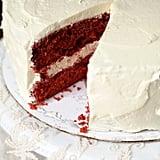 Red Velvet Cake With Boiled Frosting