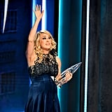 Carrie Underwood at the 2018 CMAs Pictures