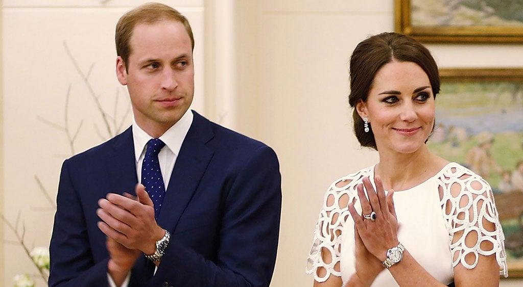 Why Doesnt Prince William Wear a Wedding Ring POPSUGAR Celebrity