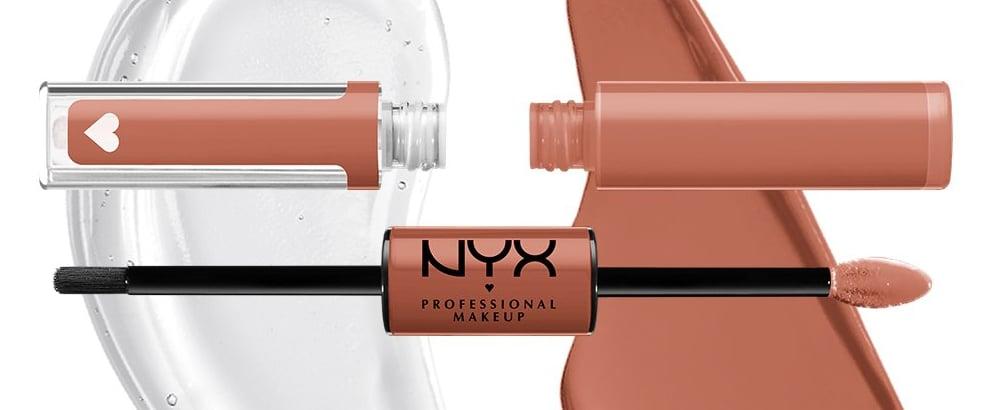 Transfer-Proof NYX Shine Loud High Pigment Lip Shine Review