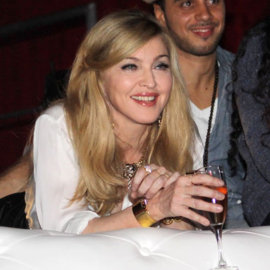 Madonna and Lourdes Dance Audition in NYC Pictures