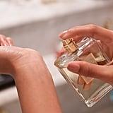 Perfume testing aid