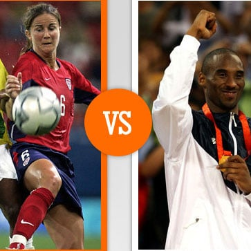 Most Famous Summer Olympians — You Choose