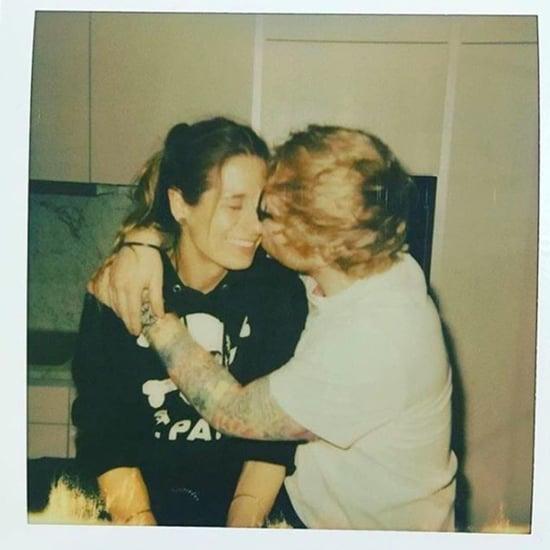 Ed Sheeran Cherry Seaborn Pregnant