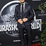 Chris Pratt = 6'2""