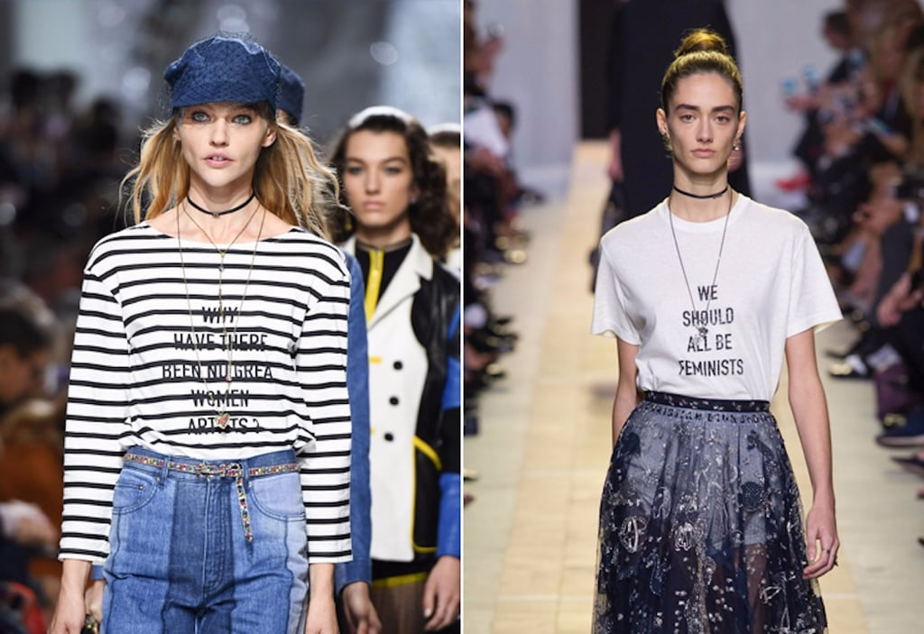 Dior's Why Have There Been No Great Women Artists T-Shirt