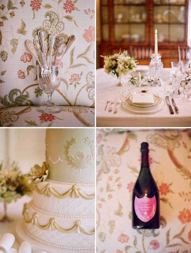Royally Elegant Tablescape