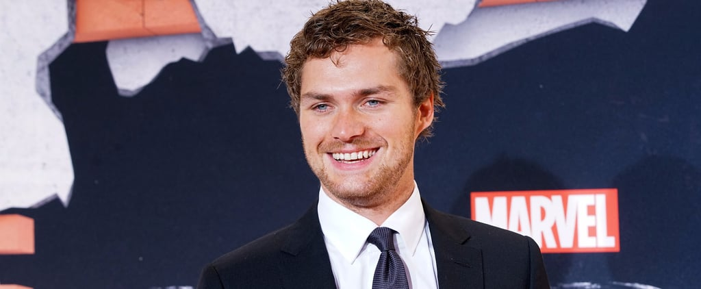 Finn Jones Traded the Iron Throne For an Iron Fist — and Has Never Looked Sexier