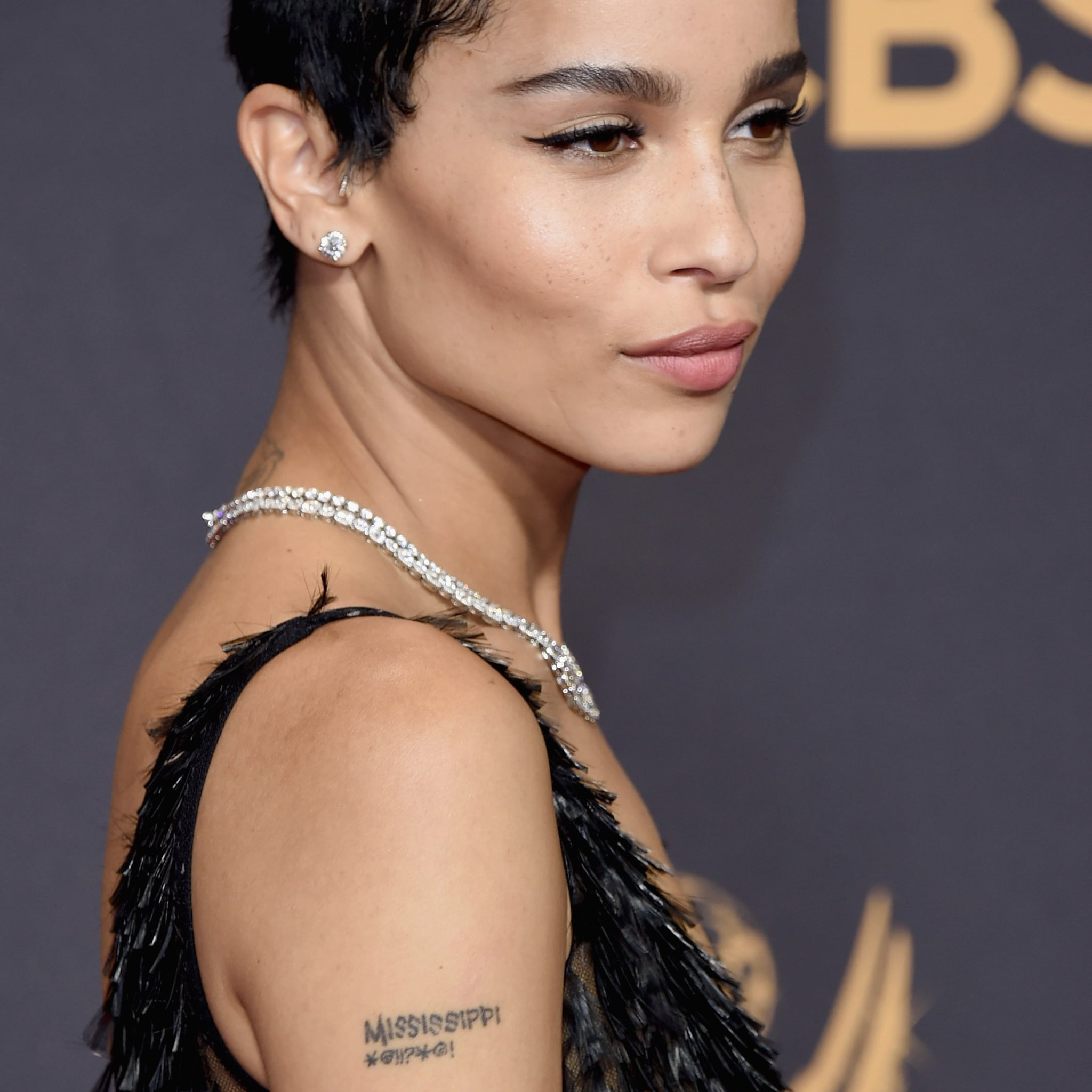 Celebrity Tattoos Red Carpet 2017 Popsugar Beauty