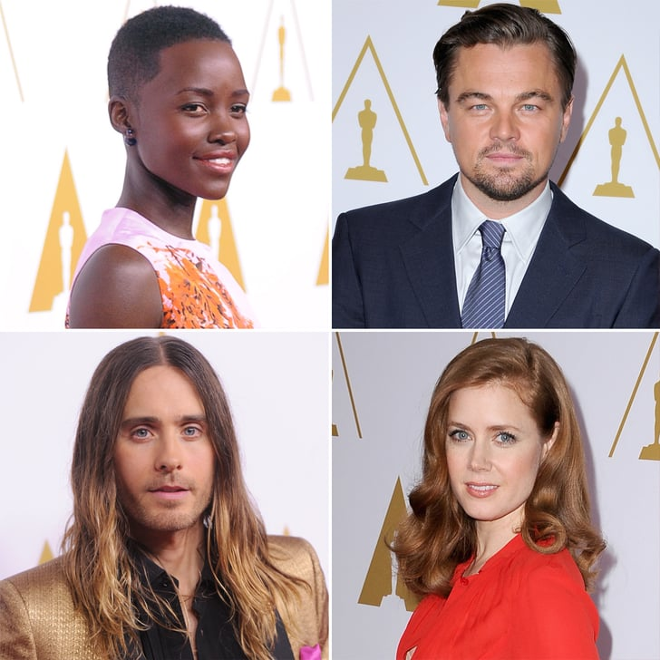 The Oscar Nominees Luncheon Didn't Disappoint