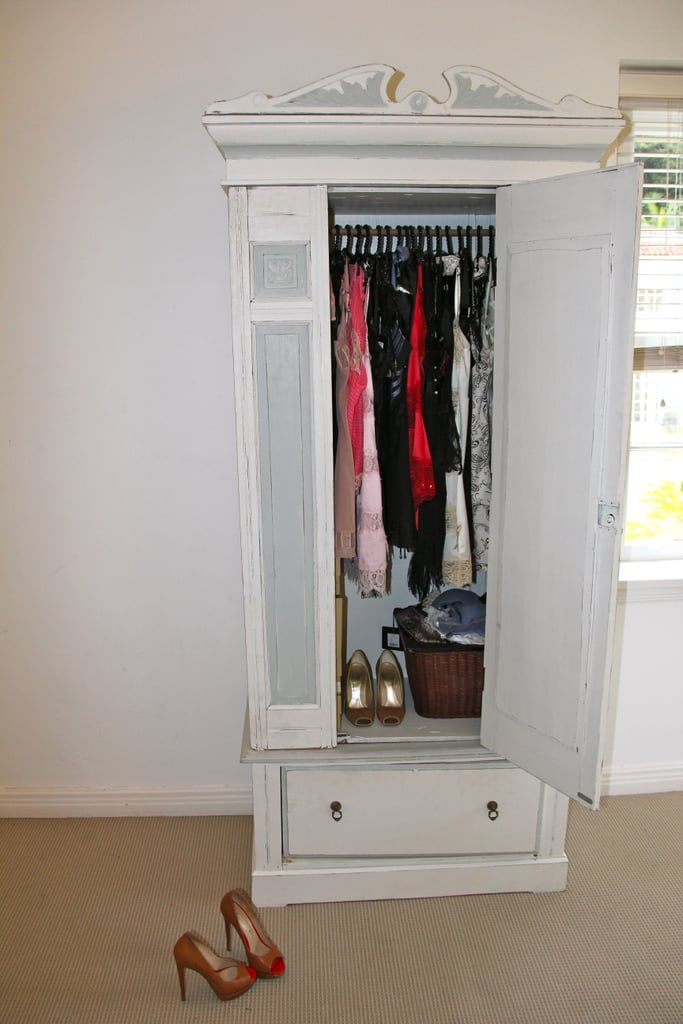 My Lingerie Wardrobe Is An Antique From 1910 That Has Been Refurbished. I  Fell In