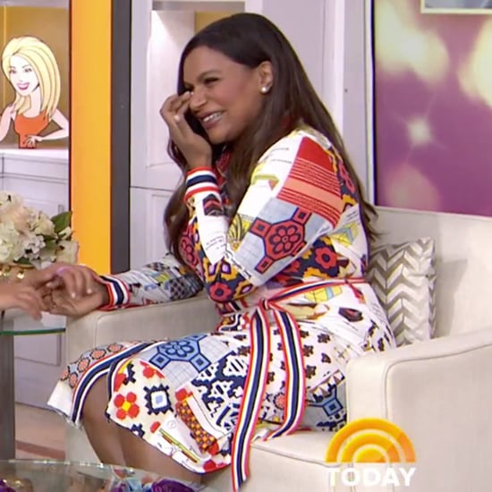 Mindy Kaling Interview With Hoda Kotb on Today April 2018