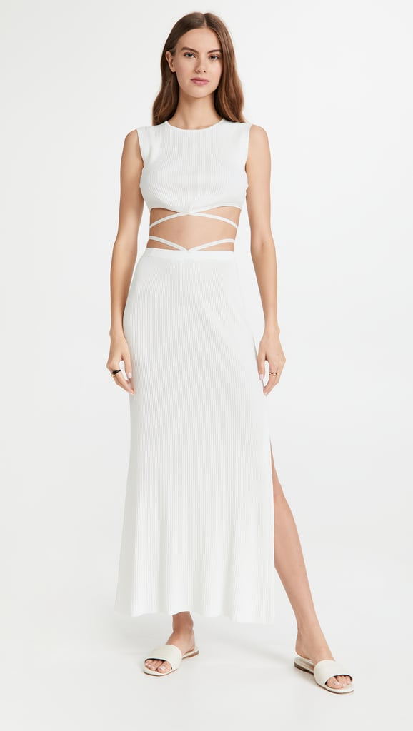 A Coverup You Can Wear Everywhere: Devon Windsor Seraphina Top and Sage Skirt