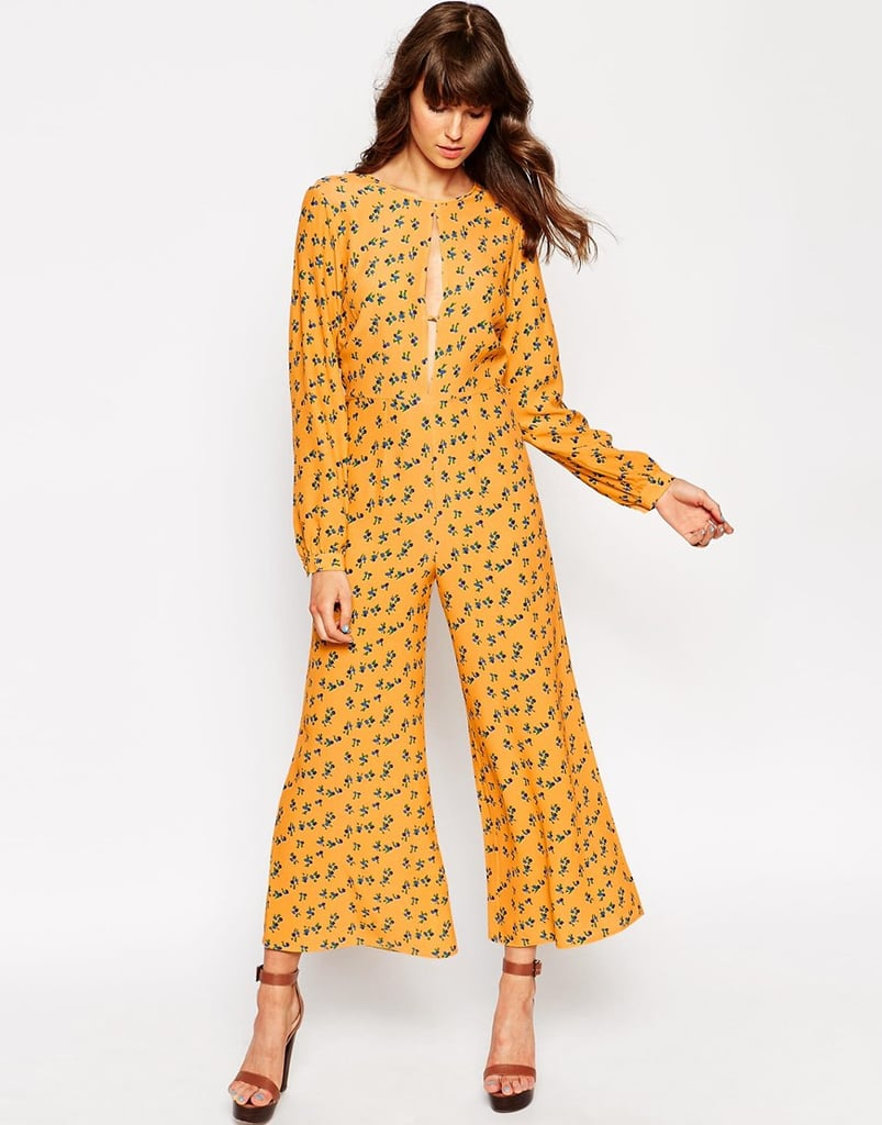 In My Mind A Jumpsuit Is The Most Transitional Piece You Can Add To