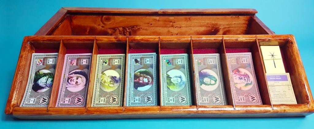 Harry Potter Monopoly Set