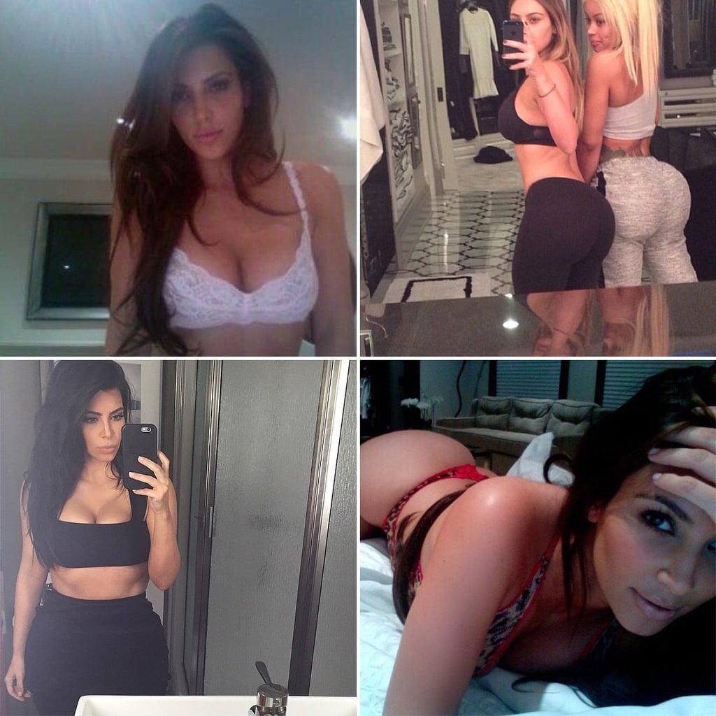 sexy ass kim kardashian