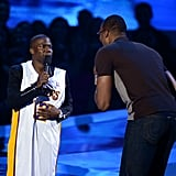 Kevin Hart and Dwight Howard