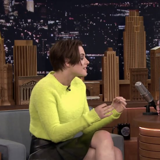 Kristen Stewart on The Tonight Show Starring Jimmy Fallon