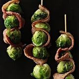 Bacon and Brussels Sprouts Skewer