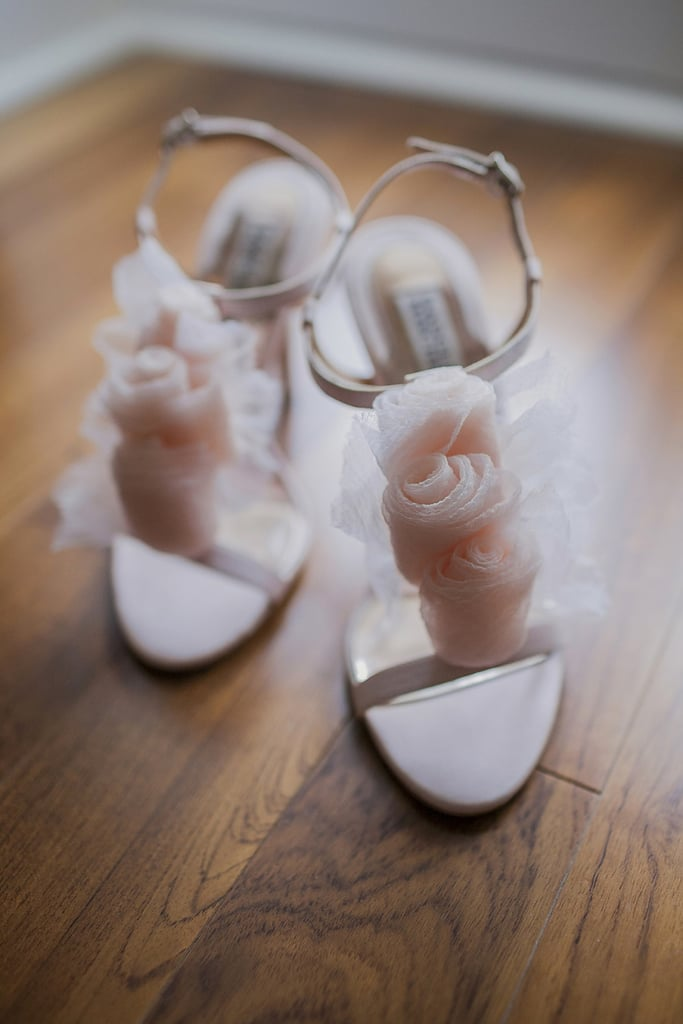 31 Gorgeous Ideas For Your Wedding Shoes