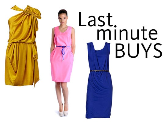 Left Melbourne Cup Day Frock Shopping 'Til the Last Minute? We've Got You Covered!