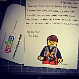 The dad behind CalebsLunchBoxNotes is extremely creative, but you don't have to be an artist to make your child smile.