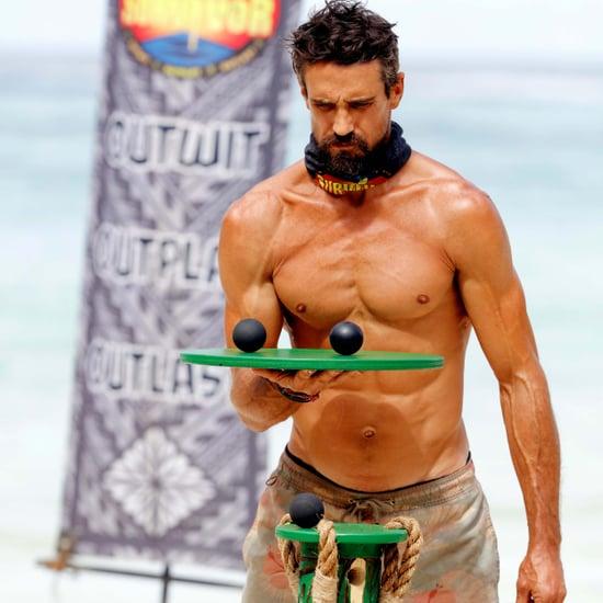 Survivor Australia Lee Carseldine Interview