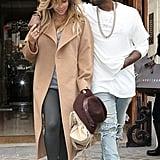 Kim Kardashian's Coats