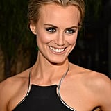 Taylor Schilling looked stunning at the premiere for The Lucky One in LA.