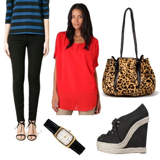 How to Wear a Tunic: Work