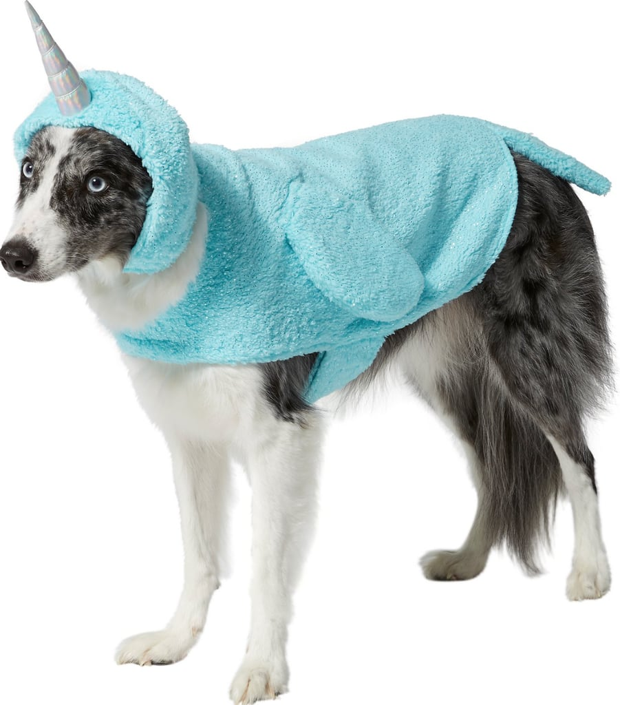 Frisco Narwhal Dog Costume