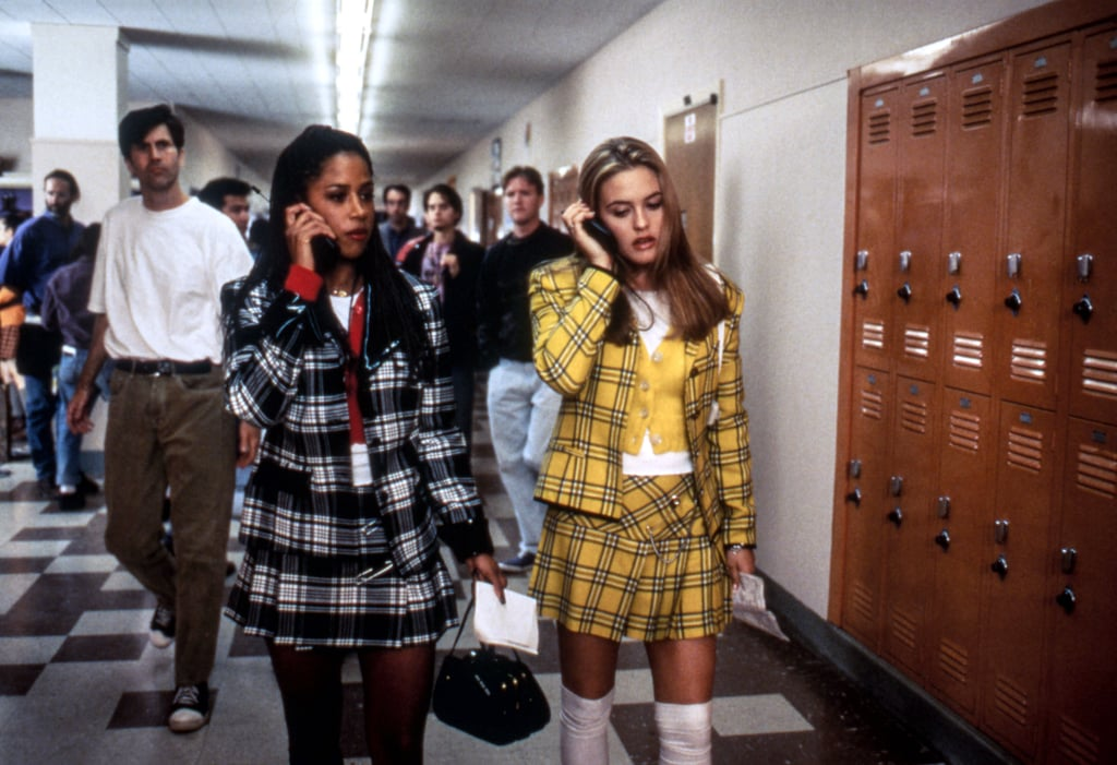Shop Cara Delevingne Clueless-Inspired Skirt Suit