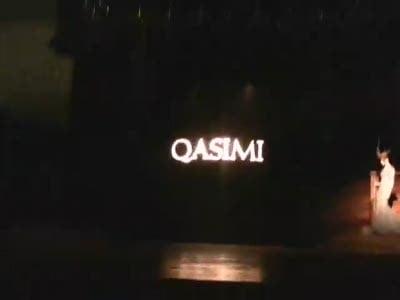 London Fashion Week: Qasimi Spring 2009