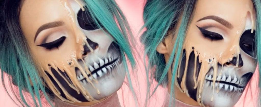 13 Gorgeous Halloween Makeup Tutorials Brought to Life by Desi Perkins