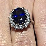 It's a Blue Sapphire