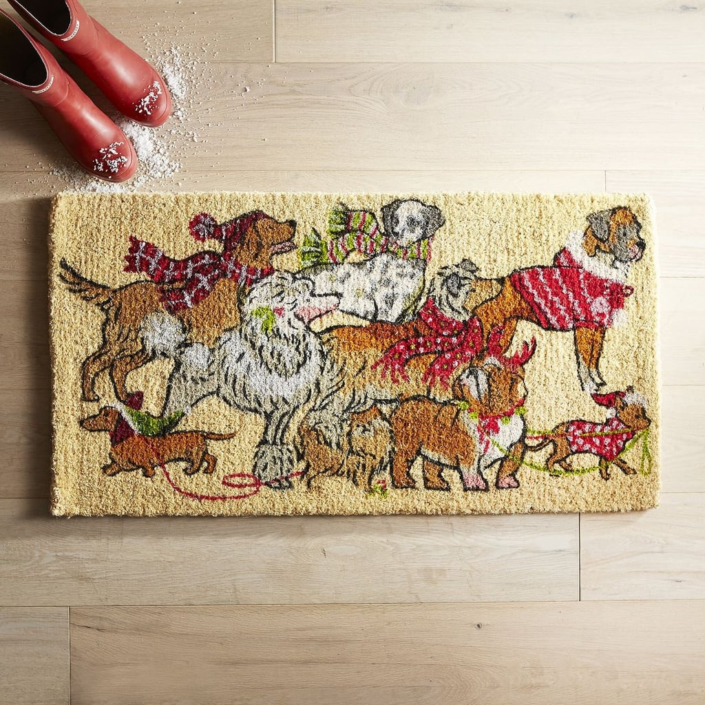 Dog Doormat ($40, originally $50)