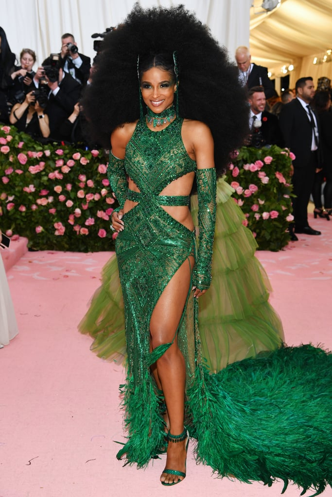 Ciara's Hair at the 2019 Met Gala