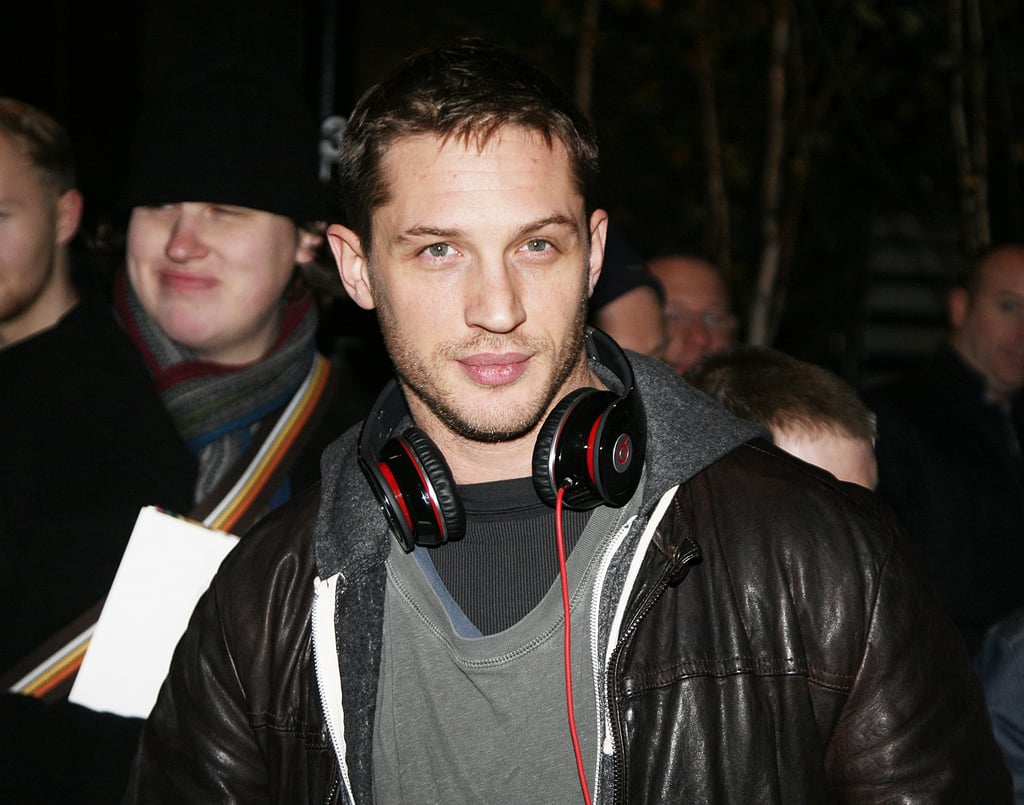 Tom Hardy has been spending time in Vancouver filming This Means War with Reese Witherspoon and Chris Pine over the past couple of months, but he's back in London after filming wrapped. Last night he attended the English National Ballet's The Nutcracker, and hung out with Andy Serkis at the pre-party. We're likely to see lots of Tom in 2011, as he's set to film The Wettest County In the World with Shia LaBeouf in February, before taking on a lead role in the third and final Batman film from Christopher Nolan.