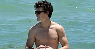 Stop What You're Doing and Stare at These Dreamy Shirtless Photos of Shawn Mendes