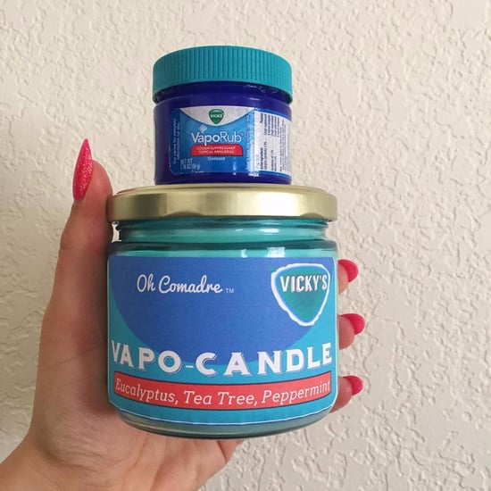 Vicks VapoRub Candle From Oh Comadre