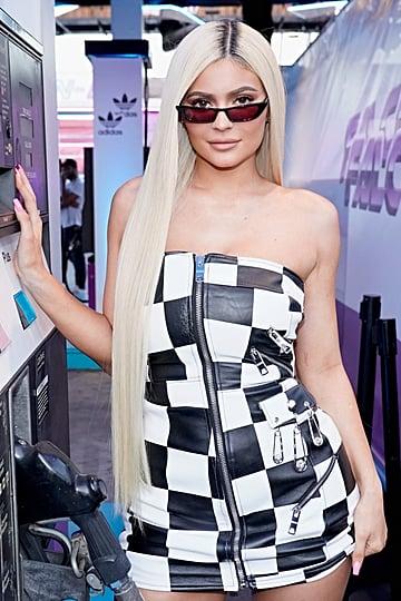 Kylie Jenner's Short Hair December 2018