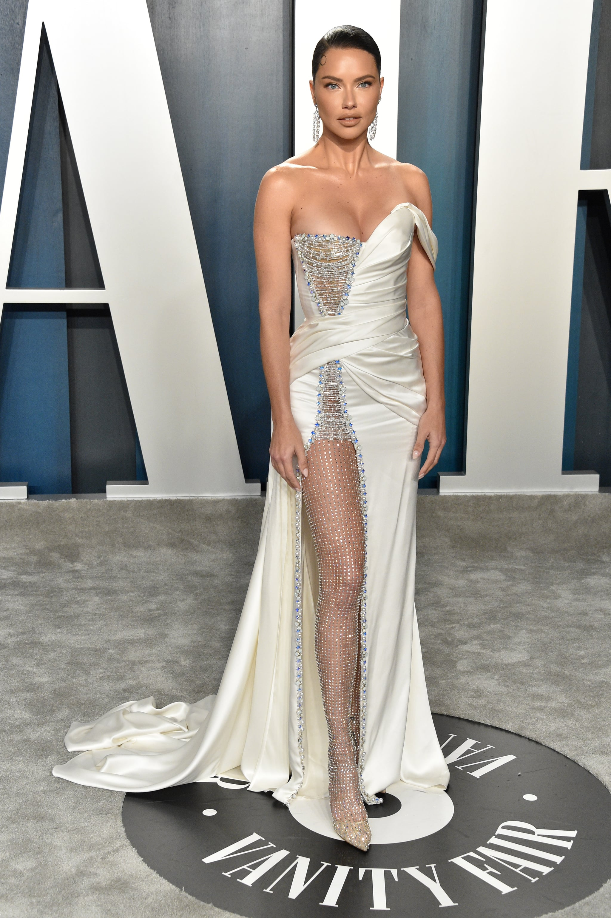 Best Oscars Afterparty Dresses 2020 Popsugar Fashion,Princess Ball Gown Wedding Dresses With Sweetheart Neckline And Bling