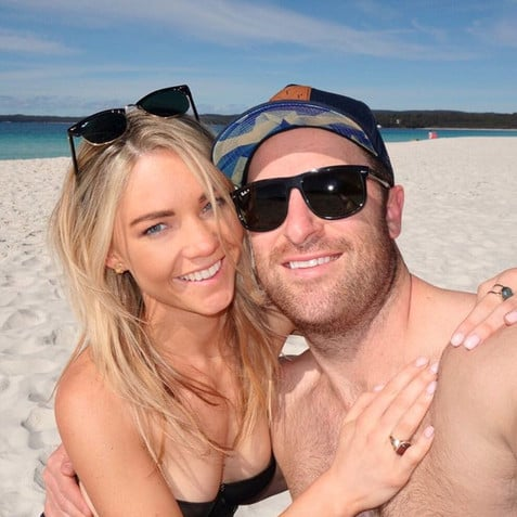 Sam Frost and Sasha Mielczarek Break Up
