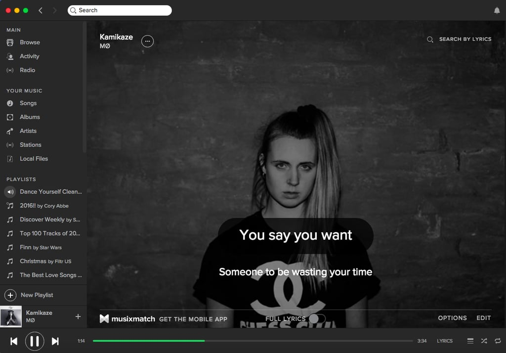 Make Spotify Your Own Karaoke Machine