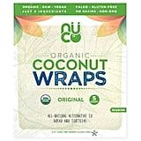 NUCO Certified Organic Coconut Wraps
