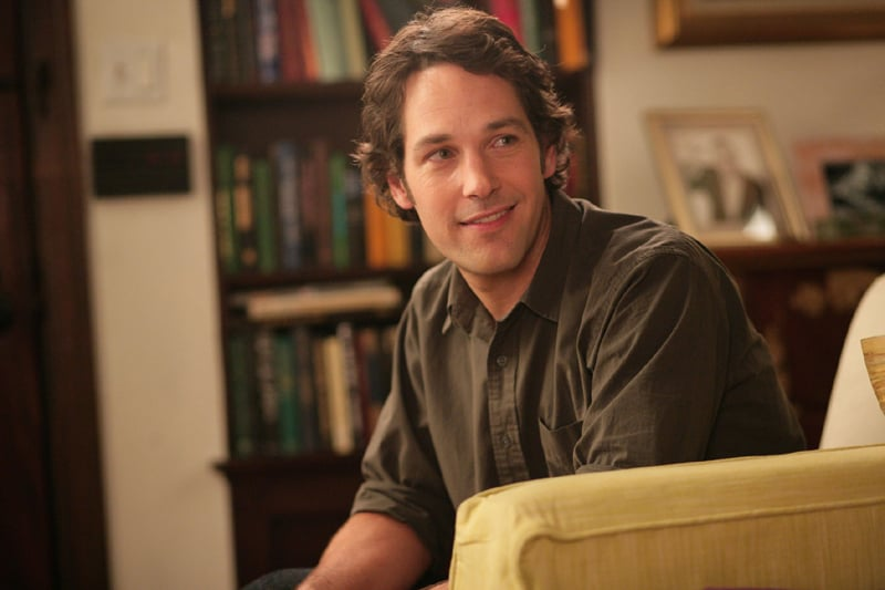 See Good-Looking Goofball Paul Rudd in His Most Charming Roles