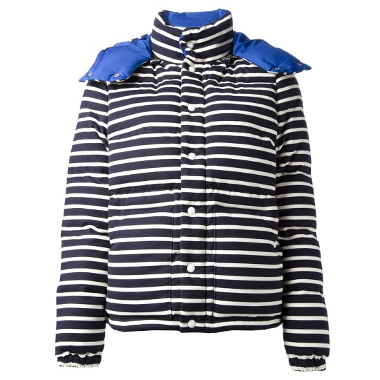Petit Bateau Striped Puffer Jacket | Review