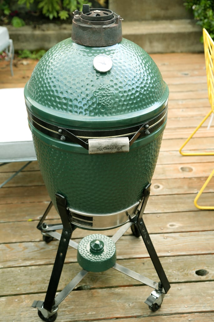 Put Your Grill in a Safe Spot